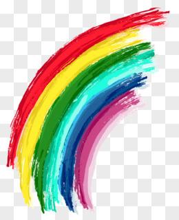 七色彩虹图片素材 免费七色彩虹png设计图片大全 图精灵