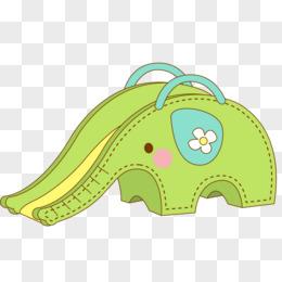 幼儿玩滑滑梯_滑梯图片素材_免费滑梯PNG设计图片大全_图精灵